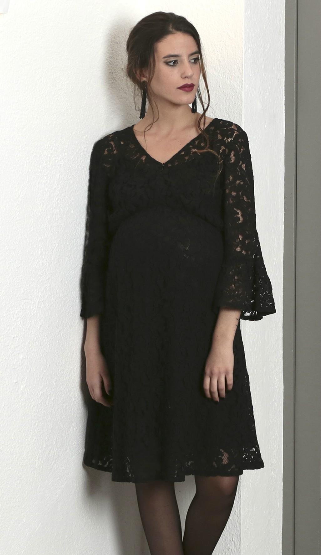 d8d1e9754 vestido-fiesta-lactancia-encaje-negro-maminess3
