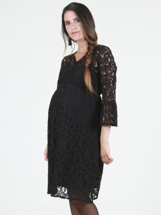 0219ebcae vestido-fiesta-lactancia-encaje-negro-maminess1